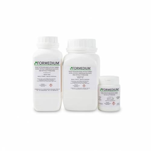 Yeast Nitrogen Base without Amino Acids and without Ammonium Sulphate