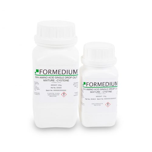 SIH drop-out mixture, minus Cysteine, 8895 mg/l