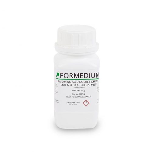 FM drop-out mixture, minus Glutamic acid and w/o Methionine, 7500 mg/l