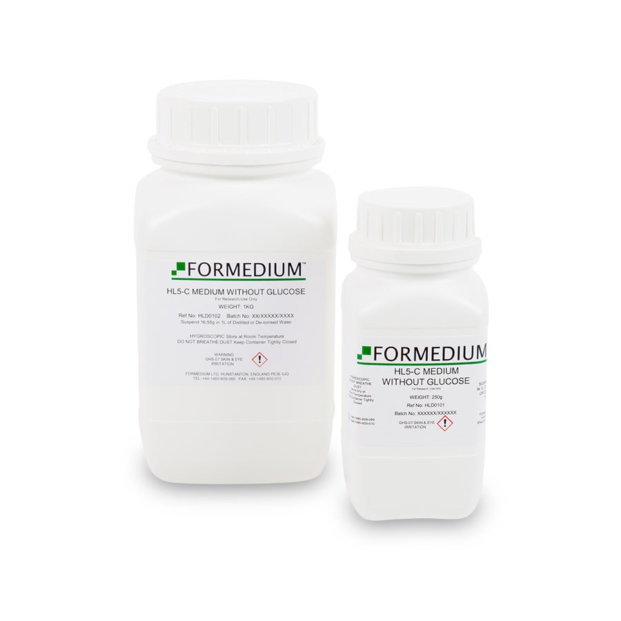 HL5-C Medium without Glucose