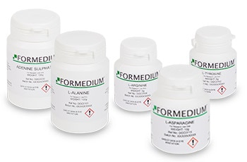 Formedium Product Range